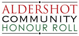 Aldershot Community Honour Roll